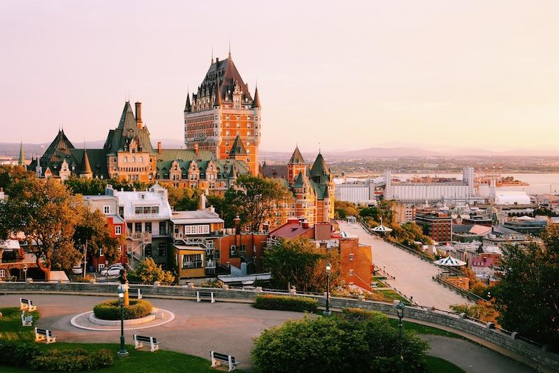 Où sont les meilleurs endroits à visiter en solo au Québec?